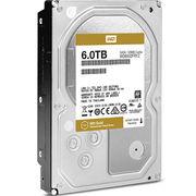 西部数据  金盘 6TB 7200转128M 企业级硬盘(6002FRYZ)