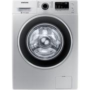 三星 WW80J3230GS/SC 8公斤 智能变频 15分钟快洗 钻石型内筒 滚筒洗衣机 (银色)