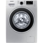 三星 WW90J3230GS/SC 9公斤 智能变频 15分钟快洗 钻石型内筒 滚筒洗衣机 (银色)
