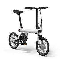 小米 骑记电助力折叠自行车 白色产品图片主图