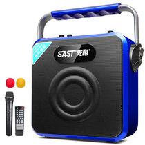 先科 ST-606A 户外蓝牙音箱便携手提式音响 6.5英寸大功率广场舞音响 卖场促销扩音器产品图片主图