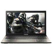神舟 战神K650D-G4D2 15.6英寸澳门金沙在线娱乐平台笔记本电脑(G4560 4G 500GB GTX950M 4G独显 1080P)黑色