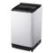 松下 XQB85-H78321 全自动波轮大容量带精洗网板升级版泡沫净 高档衣物在家洗 灰色产品图片3