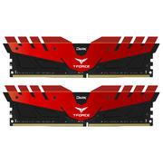 十铨 十铨(Team) 冥神系列 DDR4 3000 16G(8GBx2) 台式机内存 红色