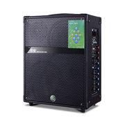 索爱 SA-K7 6.5英寸广场舞音响 蓝牙户外便携式音箱 大功率低音炮扩音器三分频背包音箱