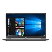 LG Gram(14Z970-G.AA75C)14英寸超轻薄笔记本电脑(i7-7500U 8G 512GB SSD FHD IPS Win10)深邃银