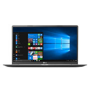 LG Gram(15Z970-G.AA75C)15.6英寸超轻薄笔记本电脑(i7-7500U 8G 512GB SSD FHD IPS Win10)深邃银