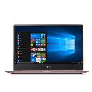 LG Gram(13Z970-G.AA52C)13.3英寸超轻薄笔记本电脑(i5-7200U 8G 256GB SSD FHD IPS Win10)粉色