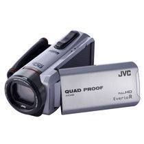 JVC GZ-R420 四防高清摄像机DV 家用户外运动 银色产品图片主图