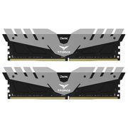 十铨 十铨(Team) 冥神系列 DDR4 3000 16G(8GBx2) 台式机内存 灰色
