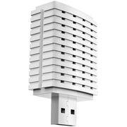 控客 KK-WEV环境插件可适时检测温湿度 光照强度需结合K2pro智能插座主体使用
