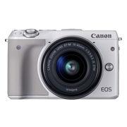 佳能 EOS M3 微单相机 单机身 白色