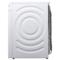 西门子  XQG100-WM14U561HW 10公斤 变频 滚筒洗衣机 智能除渍 家居互联 (白色)产品图片3