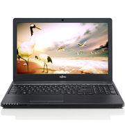 富士通 AH556 15.6英寸笔记本电脑(i3-6006U 4G 256G SSD HD 蓝牙 NO OS)黑色