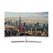 优派 VX3216-SCH 31.5英寸1800R曲面HDMI微边框滤蓝不闪屏电脑液晶显示器(白色)产品图片主图