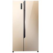 海信  590升 对开门冰箱 风冷无霜 电脑控温 节能静音 琥珀金 BCD-590WT/Q