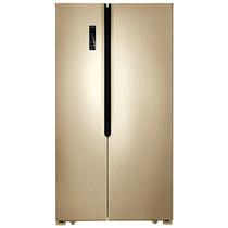 荣事达 BCD-518WDZR 518升对开门冰箱 风冷无霜 电脑控温 WIFI控制 金灰竖纹产品图片主图