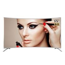 海尔  LQ65S81 65英寸 4K曲面安卓智能UHD高清LED液晶电视(金色)产品图片主图
