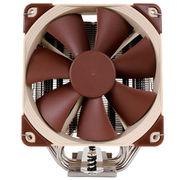 猫头鹰 NH-U12S SE-AM4 CPU散热器(AMD AM4平台/U型散热器/F12 PWM风扇)