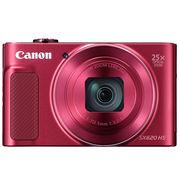 佳能 PowerShot SX620 HS 红色 数码相机 2020万像素 25倍变焦