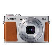 佳能 PowerShot G9 X Mark II 数码相机 银色