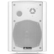 金正 B5 吸顶喇叭套装天花吊顶音响定压功放背景音乐广播音箱组合 挂式音箱 白色