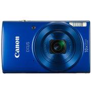 佳能 IXUS 190 数码相机 (2000万像素 10倍光学变焦 24mm超广角 支持Wi-Fi和NFC)蓝色