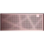 十度 T3 蓝牙音箱 HIFI级便携无线音响 双喇叭DSP音效低音炮 高端床头迷你桌面小音箱 玫瑰金