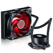 酷冷 冰神B120I CPU水冷散热器(仅支持Intel平台/双腔水泵/微流道设计/均衡型风扇)