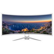 长城 35WL49RF/1 35英寸 21:9带鱼屏 2.5K 2500R曲率 VA广视角 HDMI/DP接口液晶显示器