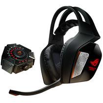 华硕 玩家国度ROG 7.1 Centurion 环绕声游戏耳机麦克风 头戴式 电竞 电脑耳机产品图片主图