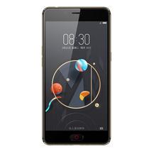 努比亚 N2 4G+64G 标配版 双卡双待 移动联通电信4G手机 黑金产品图片主图