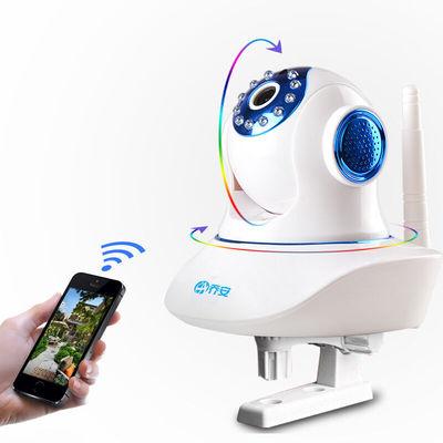 乔安(JOOAN) 770MR-W 无线监控摄像头 720P家用网络高清 360度云台智能摄像机 WIFI手机远程 带8G卡产品图片3
