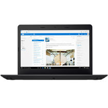 ThinkPad 轻薄系列 E475(20H4A00MCD)14英寸笔记本电脑(A6-9500B 8G 256GSSD 2G独显 Win10)产品图片主图