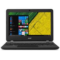 宏碁 ES1-132 11.6英寸笔记本电脑(四核N3450 4G 500G 蓝牙 LED背光丽镜宽屏 win10)黑色产品图片主图