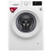 LG 9公斤 DD直驱变频 滚筒洗衣机 除菌 节能 静音 洁桶洗 快洗 LED触摸屏 WD-L51VNG20(奢华白)