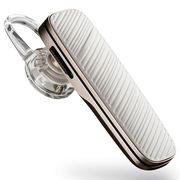 Plantronics EXPLORER 500 商务单耳蓝牙耳机 蓝牙4.1双麦降噪 通用型 耳挂式 白金色