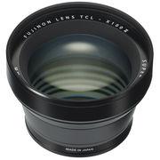 富士 TCL-X100 II 望远转换镜头 黑色 等效50mm焦距 X100F适用