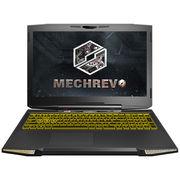 机械革命 深海泰坦X6Ti-S(黑曜金)15.6英寸游戏笔记本 i5-7300HQ 8G 128GSSD+1T GTX1050Ti 4G