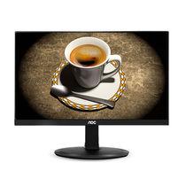 AOC I2480SXHE 23.8英寸IPS广视角炫彩硬屏 窄边框不闪屏显示器产品图片主图