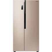 容声  590升 对开门冰箱 风冷 电脑控温 快速冷冻 璀璨金 深宽高696*910*1786 BCD-590WD11HY