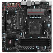 微星 B350M MORTAR主板(AMD B350/Socket AM4)