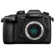 松下 DC-GH5GK微型单电相机(6K照片 4K 60P/50P 4:2:2 10bit视频录制 2030 万像素)
