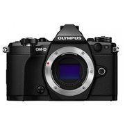 奥林巴斯 E-M5 MarkII M43画幅单电相机  黑色(12-50mm套机)