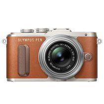 奥林巴斯 E-PL8 14-42mm II R 棕色 微单电套机 产品图片主图