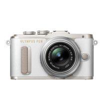 奥林巴斯 E-PL8 14-42mm II R 白色 微单电套机产品图片主图