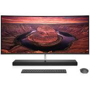 惠普 ENVY 34-b010cn 34英寸曲面屏一体机(i7-7700T 16G 256GSSD+2T 4G独显 窄边框)