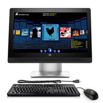 惠普 460 G2 20英寸商用一体机(i5-6500 4G 1T DVDRW WiFi 可升降旋转底座 office 3年上门服务)产品图片主图