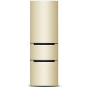 奥马  BCD-316WDT/B 316升 变频节能 风冷无霜 电脑控温 三门冰箱 金色