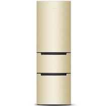 奥马  BCD-316WDT/B 316升 变频节能 风冷无霜 电脑控温 三门冰箱 金色产品图片主图